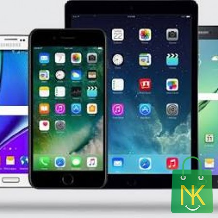 Smartphones tablets and accessories